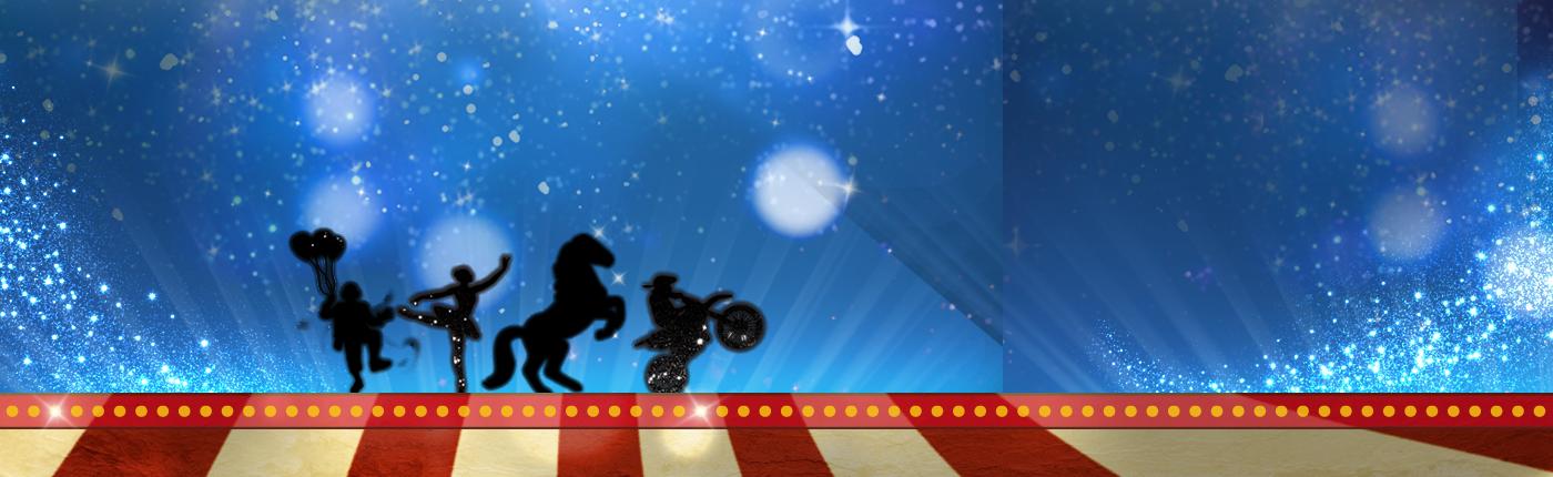 Kerst Circus Ahoy